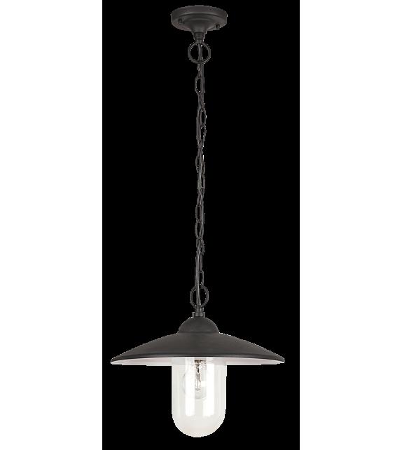 Pendul exterior Vigo - 8687 Rabalux, E27, 1x60W, negru mat