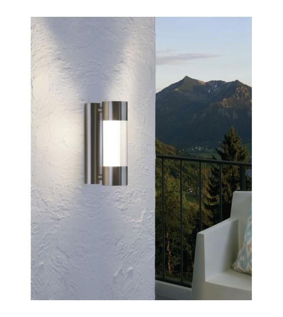 Aplica exterior ROBLEDO - 96013 Eglo, LED, 2x3.7W, 640lm, otel inoxidabil