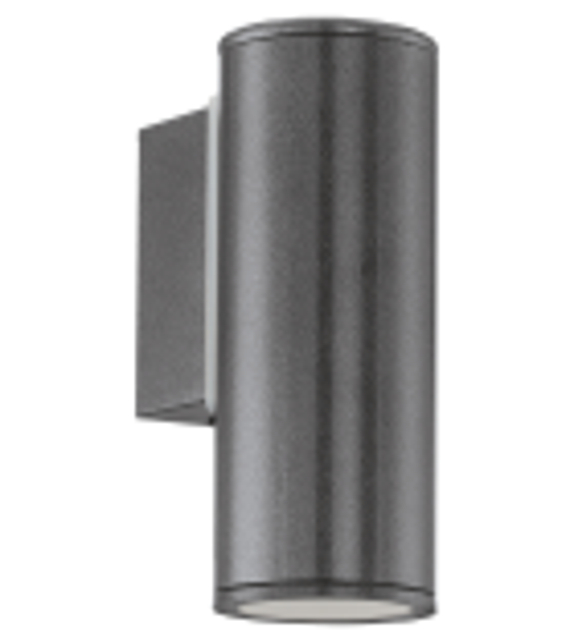 Aplica exterior RIGA - 94102 Eglo, LED GU10, 1x3W, antracit