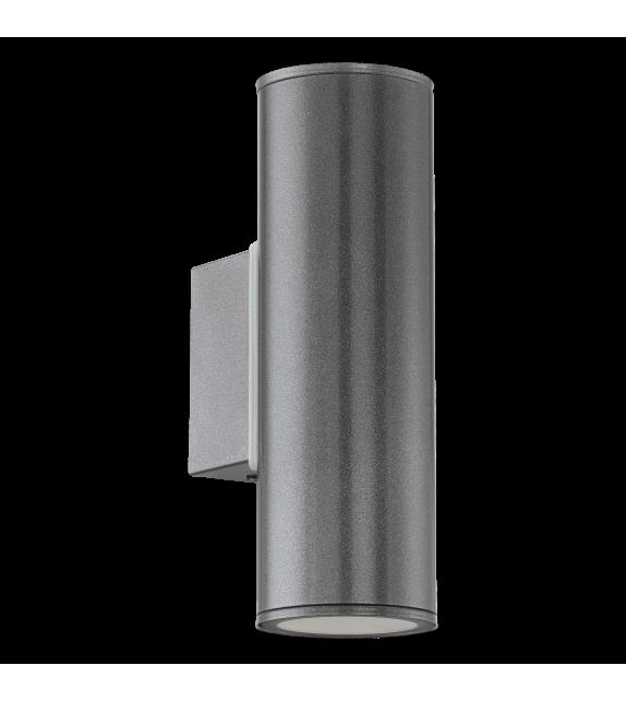 Aplica exterior RIGA - 94103 Eglo, LED GU10, 2x3W, antracit