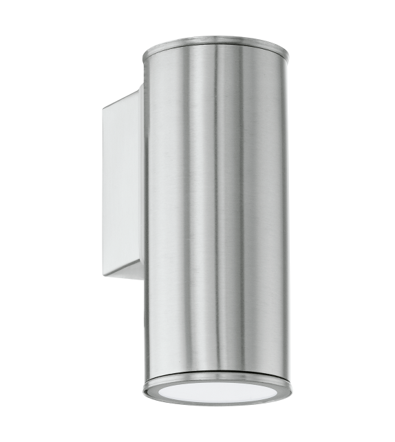 Aplica exterior RIGA - 94106 Eglo, LED GU10, 1x3W, otel inoxidabil
