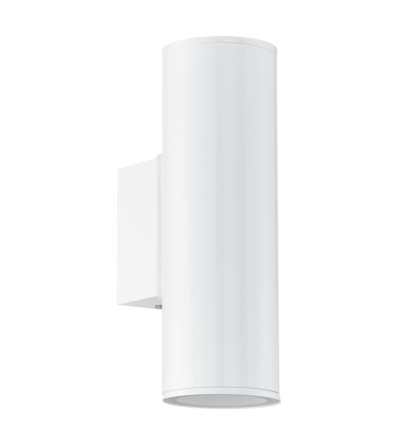 Aplica exterior RIGA - 94101 Eglo, LED GU10, 2x3W, alb