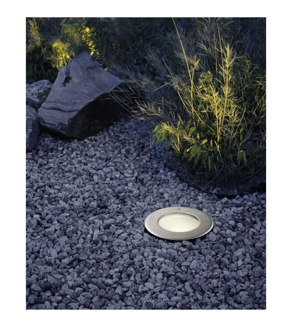 Spot pardoseala exterior RIGA - 86189 Eglo, LED E27, 1x60W, otel inoxidabil