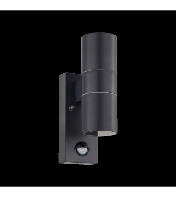 Aplica exterior cu senzor RIGA - 32899 Eglo, LED GU10, 2x3W, 480lm,antracit