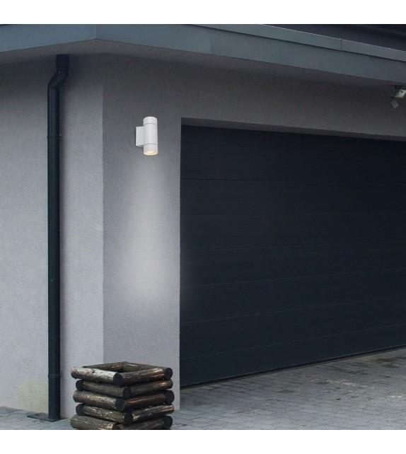 Aplica exterior PHOENIX 8121 Rabalux, LED GU10, 2x10W, IP54, alb