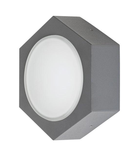 Aplica exterior AVOLA 7964 Rabalux, LED 9W, 680lm, IP54, gri antracit