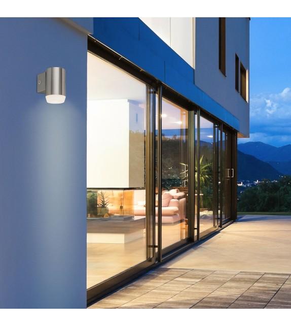 Aplica exterior CATANIA 8936 Rabalux, LED 4W, 350lm, IP44, crom satinat
