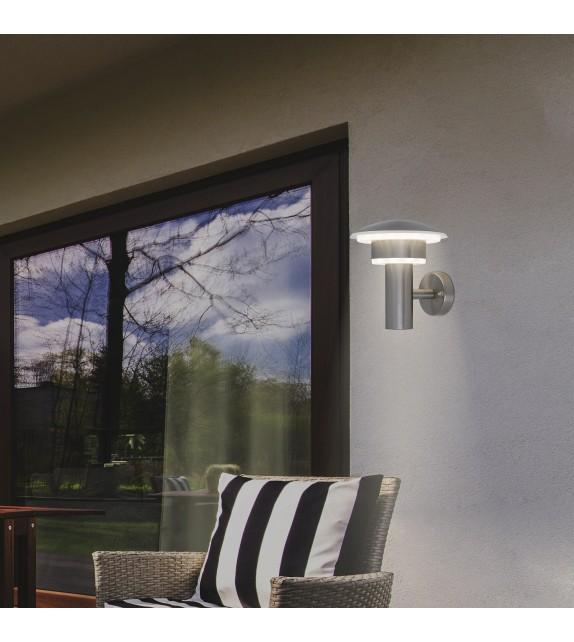 Aplica exterior DENMARK 8976 Rabalux, LED 9W, 1000lm, IP44, inox