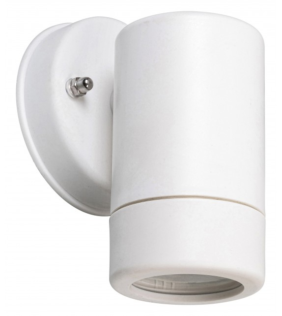 Aplica exterior MEDINA 8836 Rabalux, LED GU10, 10W, IP44, alb mat