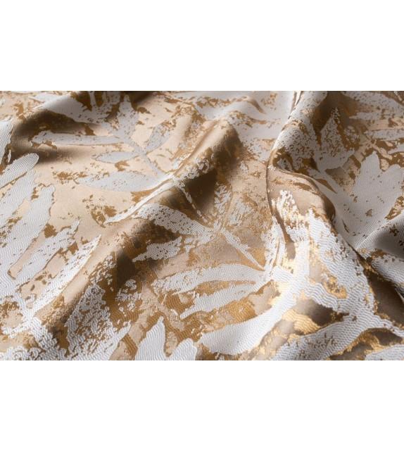 Material draperie Mendola decor Leto, latime 280cm, auriu-bej