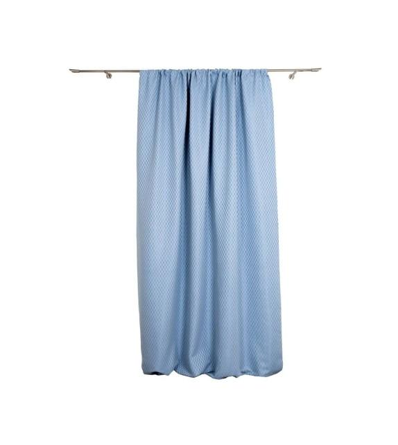 Material draperie Mendola decor Ravelo, latime 280cm, albastru