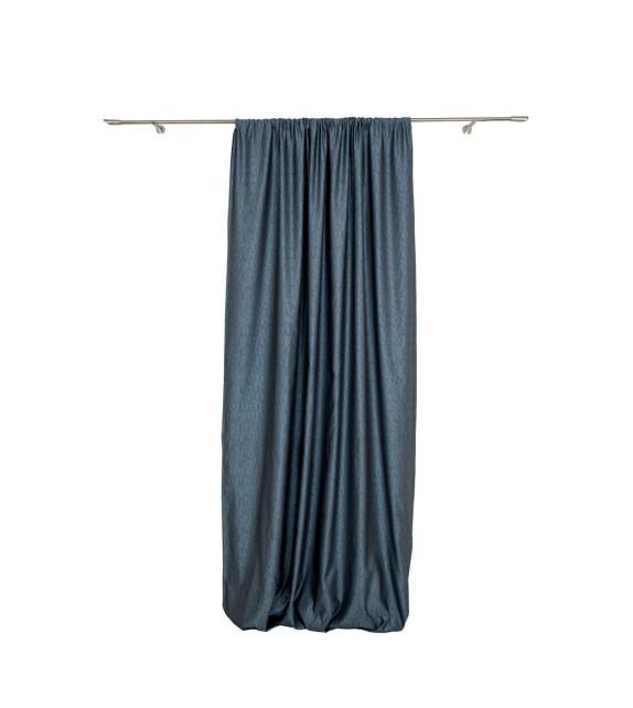 Material draperie Mendola decor Lumen, latime 288cm, albastru