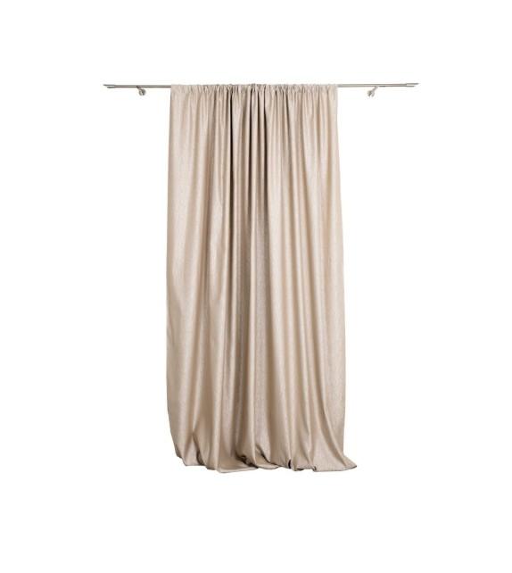 Material draperie Mendola decor Lumen, latime 288cm, crem