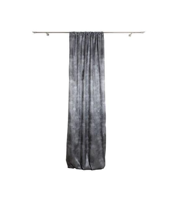 Material draperie Mendola decor Azure, latime 295cm, gri-argintiu