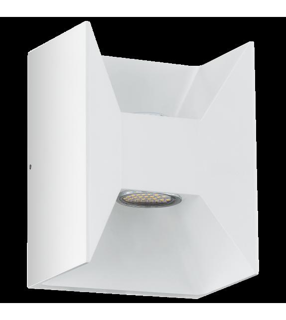 Aplica exterior EGLO 93318 MORINO, LED 2x2.5W, 360lm, alb