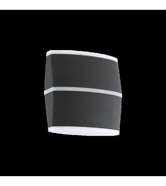Aplica exterior EGLO 96007 PERAFITA, LED 2x6W, 1000lm, antracit