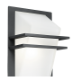 Aplica exterior EGLO 83433 PARK, E27, 1x60W, antracit