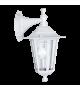 Aplica exterior EGLO 22462 LATERNA 5, E27, 1x60W, alb, cu orientare in jos
