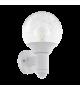 Aplica exterior cu senzor EGLO 97155 SOSSANO, E27, 1x28W, alb