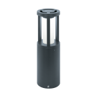 Stalp pitic exterior EGLO 97252 GISOLA, LED 12W, 1000lm, antracit