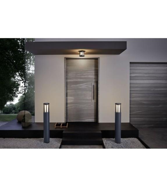 Stalp exterior EGLO 97253 GISOLA, LED 12W, 1000lm, antracit