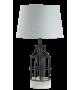 Veioza RABALUX 4385 AVA, E27, 1x40W, gri-negru