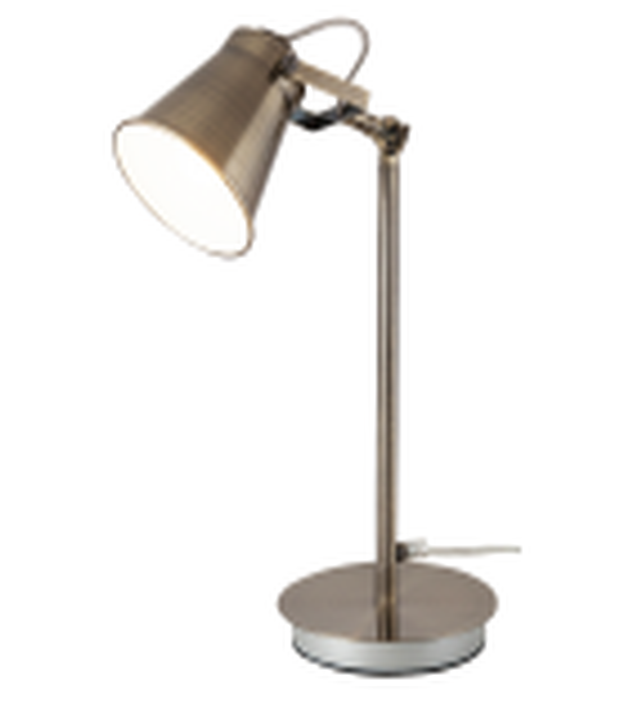 Lampa RABALUX 4193 MARTINA, E27, 1x15W, bronz