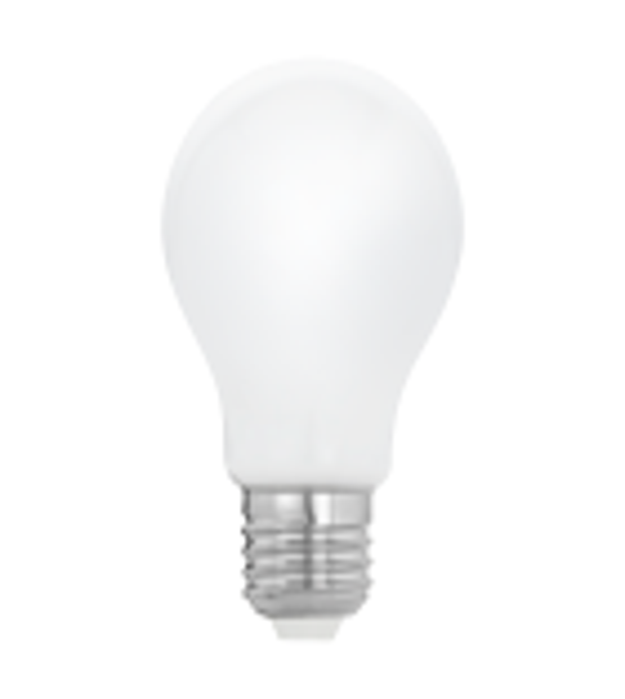 Bec LED E27 EGLO 11595 MILKY, 5W 470lm 2700k, Ø60mm