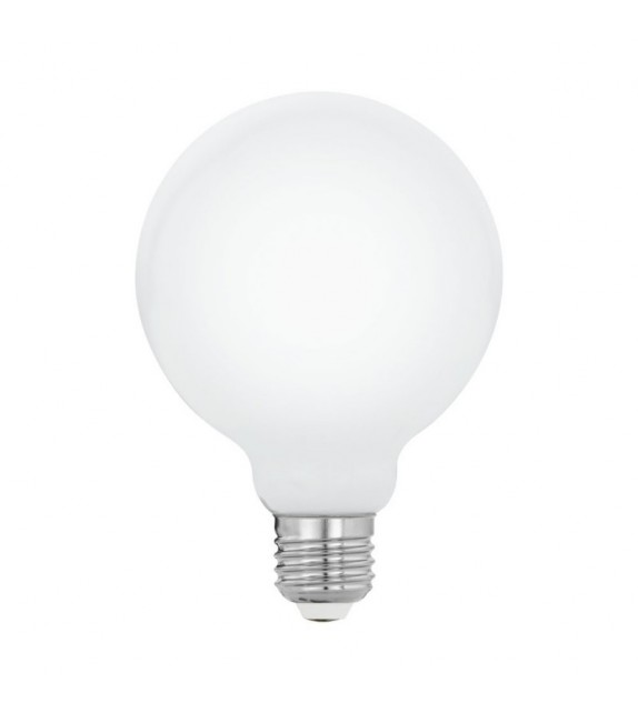 Bec LED E27 EGLO 11599 MILKY, 5W 470lm 2700k, Ø95mm