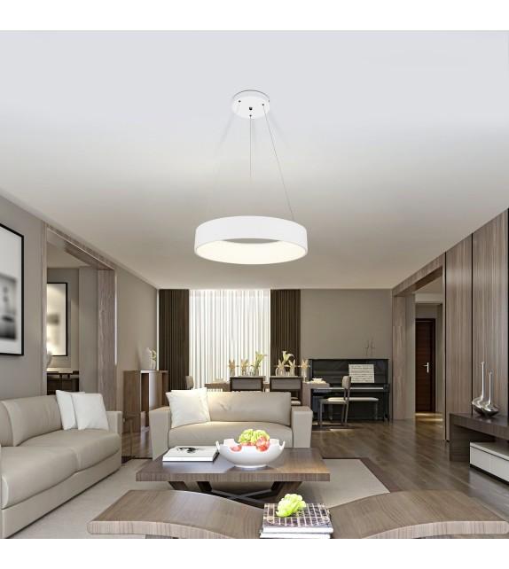 Pendul Adeline - 2510 Rabalux, LED, 36W, alb mat