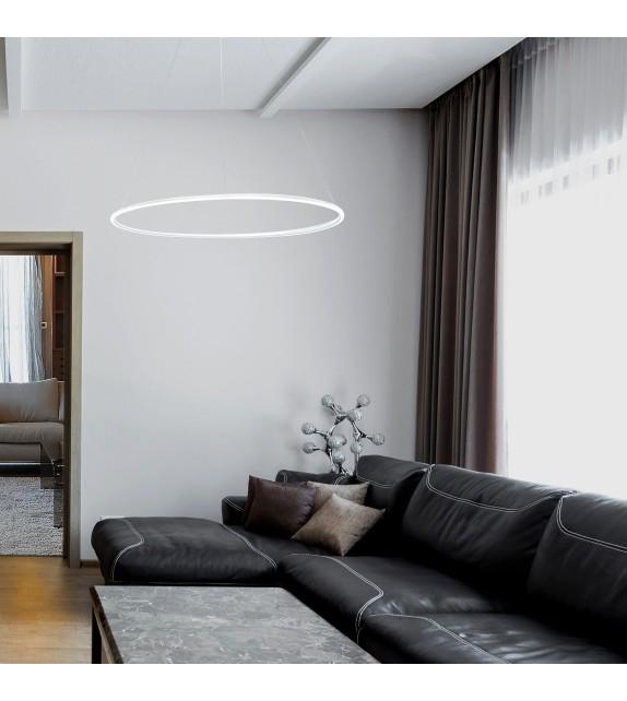 Pendul Donatella - 2543 Rabalux, LED 21W, alb-crom