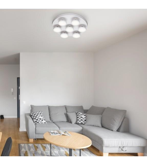 Plafoniera Elsa - 2715 Rabalux, LED 7x6W, alb mat