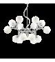 Lustra NODI SP15, 082073 IDEAL LUX, crom-alb