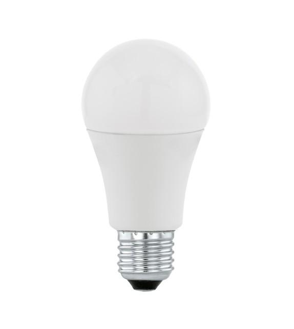 Bec LED E27 cu senzor de lumina EGLO 11714, 9.5W 806lm 3000k