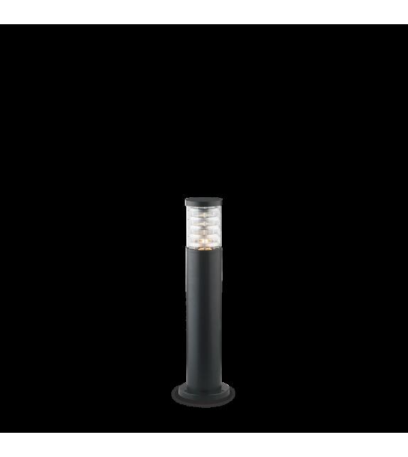 Stalp pitic exterior TRONCO PT1 Small IDEAL LUX, E27, 1x60W, negru