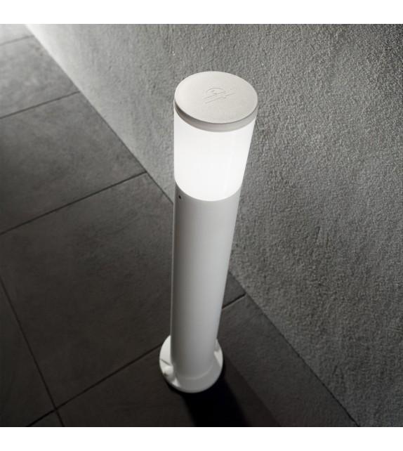 Stalp pitic exterior AMELIA PT1 IDEAL LUX, E27, 1x60W, alb