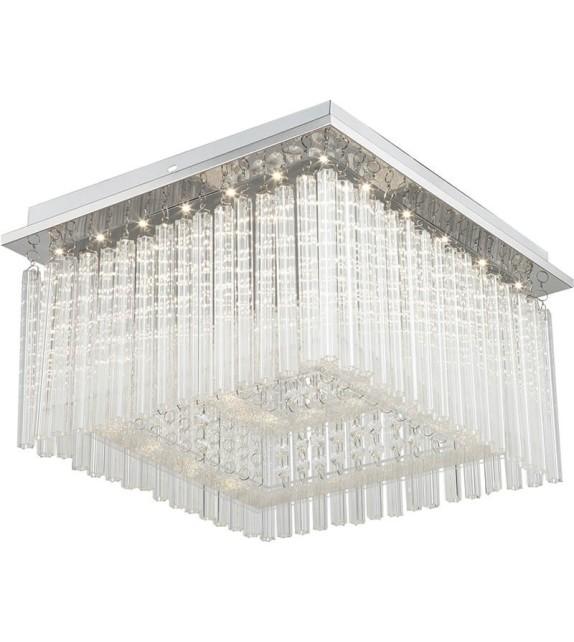 Plafoniera Danielle - 2448 Rabalux, LED, 21W, crom