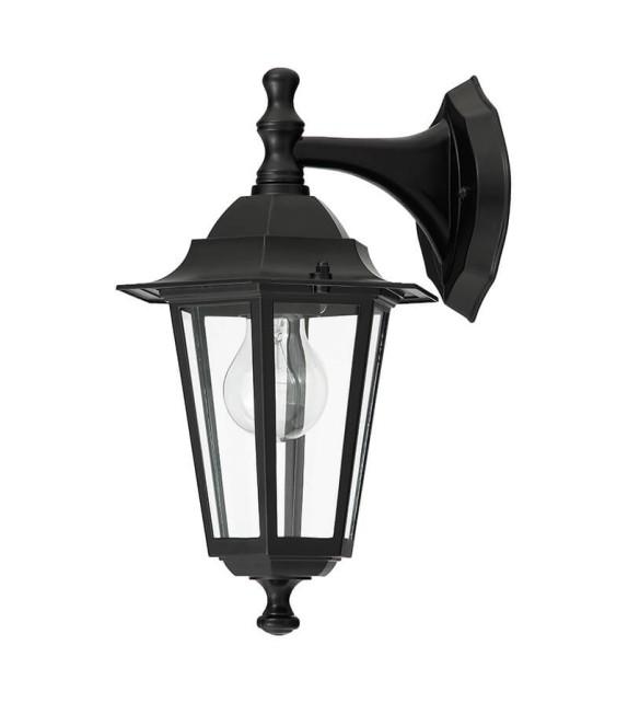 Aplica de exterior Velence - 8202 Rabalux, E27, 1x60W, negru