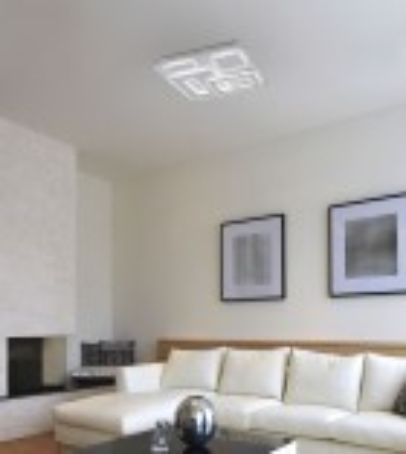 Plafoniera cu Telecomanda Rabalux 5859 MONTELLE, LED 56W, Alb Mat