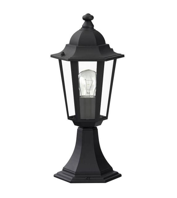 Stalp de exterior Velence - 8206 Rabalux, E27, 1x60W, negru