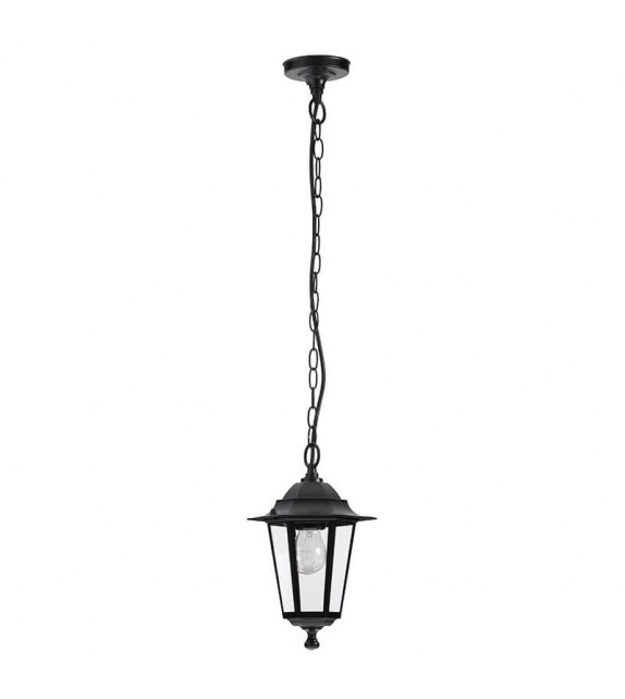 Pendul de exterior Velence - 8208 Rabalux, E27, 1x60W, negru