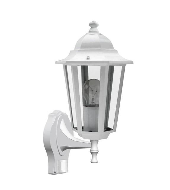 Aplica de exterior cu senzor Velence - 8216 Rabalux, E27, 1x60W, alb