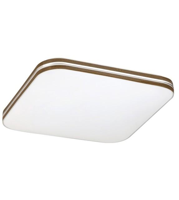 Plafoniera OSCAR 3346 Rabalux, LED 18W, 1350lm, alb/nuc