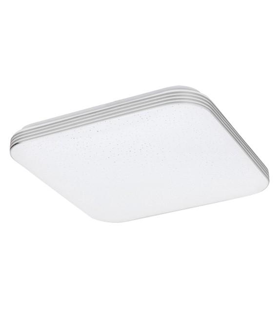Plafoniera OSCAR 3348 Rabalux, LED 18W, 1350lm, alb/crom